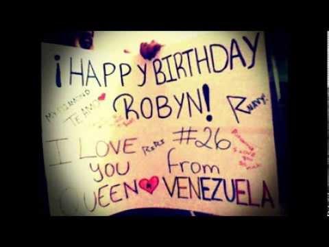 Happy 26th Birthday Rihanna From Venezuela