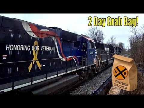 Virtual Railfan 2 Day Grab Bag!  February 26~27, 2020