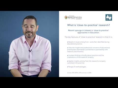 School of Education: An Introduction to Conducting a Research or Enquiry project