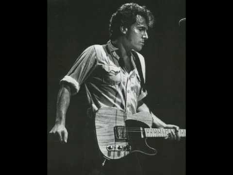 Bruce Springsteen - Roulette (early mix)