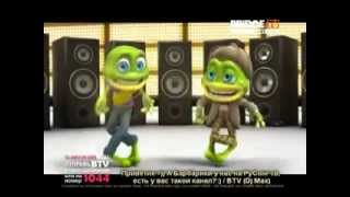 the crazy frogs-the ding dong song