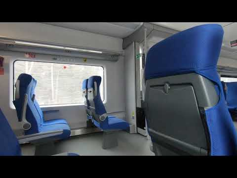ЭС2Г-094, маршрут: Тверь - Торжок (Экспресс) / Train ES2G-094, Route: Tver - Torzhok (Express)