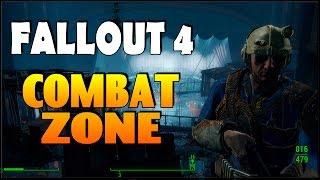 Fallout 4 - Усадьба Вестингов Боевая Зона