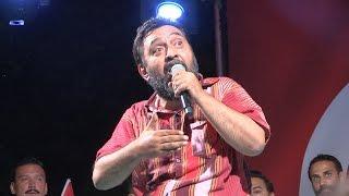 Ahmet Yenilmez'den Tüyleri Diken Diken Eden Konuşma