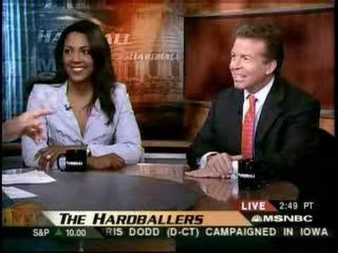 Michelle D. Bernard on Hardball
