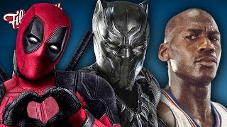 DEADPOOL in X-MEN?! | BLACK PANTHER Infos! | SPACE JAM Remake | FILM NEWS