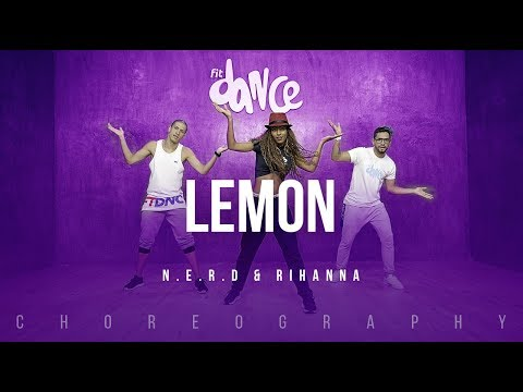 Lemon - N.E.R.D & Rihanna | FitDance Life (Choreography) Dance Video