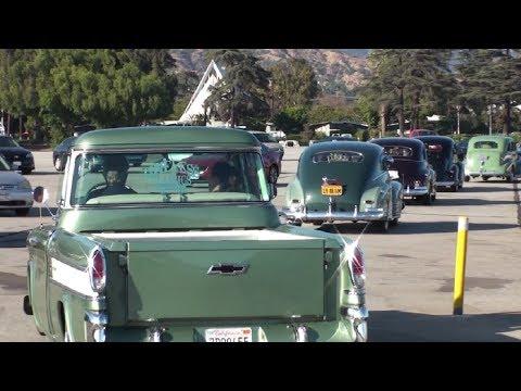 Leaving the Bomb Club SoCal Summer Blast Car Show (2017)
