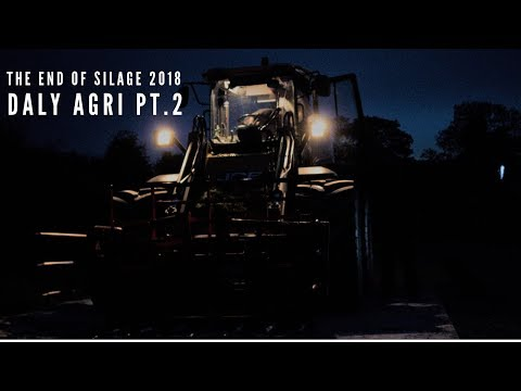 The End Of Silage 2018-Daly Agri Pt.2
