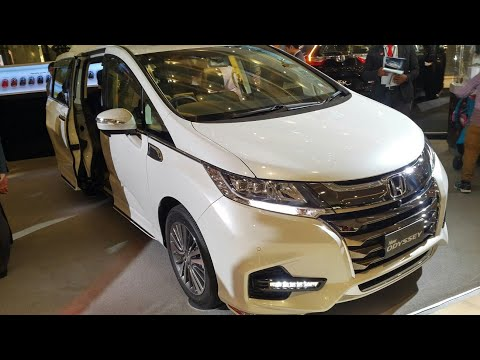 In Depth Tour Honda Odyssey RC 2nd Facelift (2018) - Indonesia