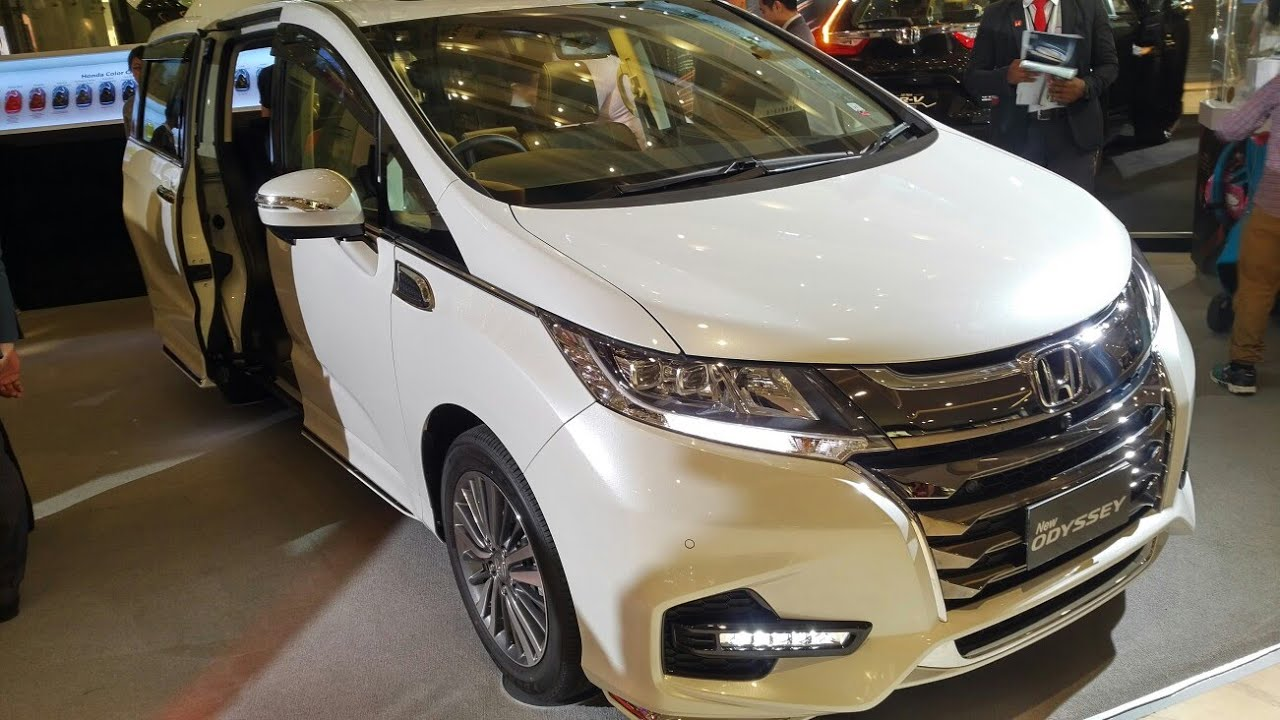 In Depth Tour Honda Odyssey Rc 2nd Facelift 2018 Indonesia Youtube