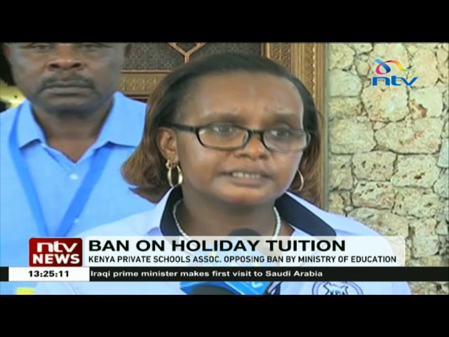 KPSA opposes ban of holiday tuition by Ministry of Education