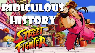 The Ridiculous characters of Fighting Game history - Dan Hibiki from Street Fighter
