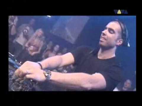 Chris Liebing  live @ Mayday Poland 2002