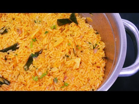 Spicy Garlic Onion Rice | Quick & Easy Rice Dish