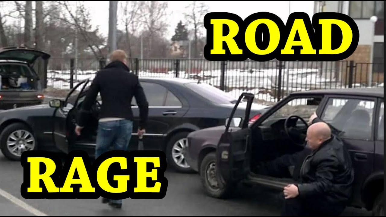 Russian Road Rage and Car Crashes & Accidents #2 2014 [18+] - YouTube