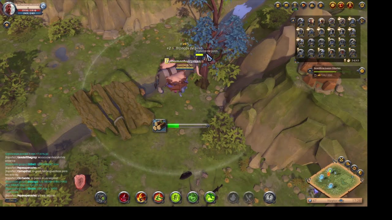 Albion Online Behemen Boltzman 1 Albiononline Behemeboltzman Gamer Gameplay Albion Youtube