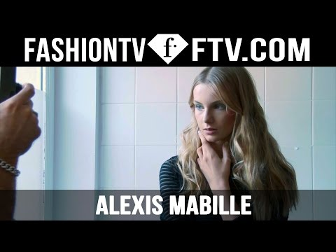 Makeup at Alexis Mabille Spring 2016 Paris Fashion Week | FTV.com