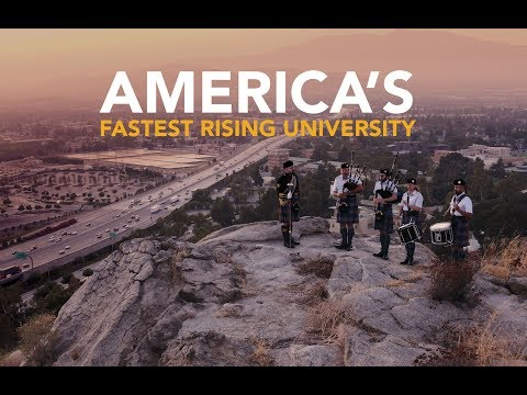 The Rise Of UC Riverside