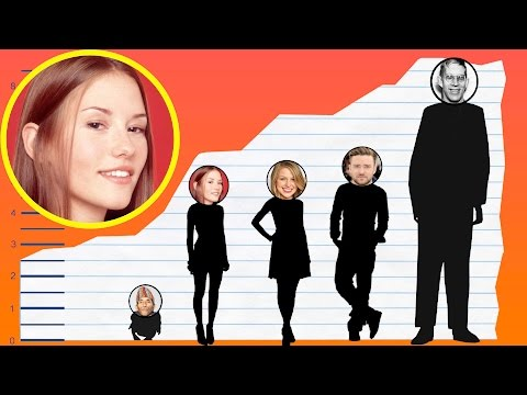 How Tall Is Chyler Leigh? - Height Comparison!