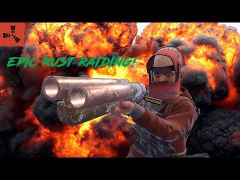 Raiding Big Money! | Rust 003