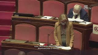 Michela Montevecchi (M5S) Semplificazioni nel rispetto dell'ambiente - 27/07/2021