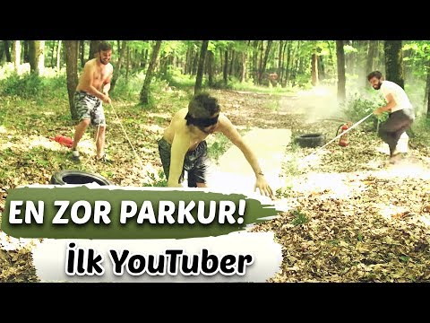 TÜRKİYE'NİN EN ZOR PARKURUNU OYNADIK! (İLK YOUTUBERLAR)