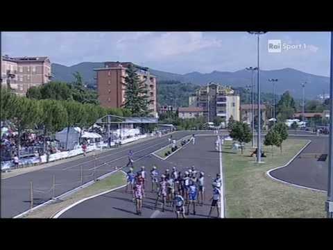 Campionati Italiani Strada Pattinaggio - Terni 2015-07-04 [Rai Sport 1]