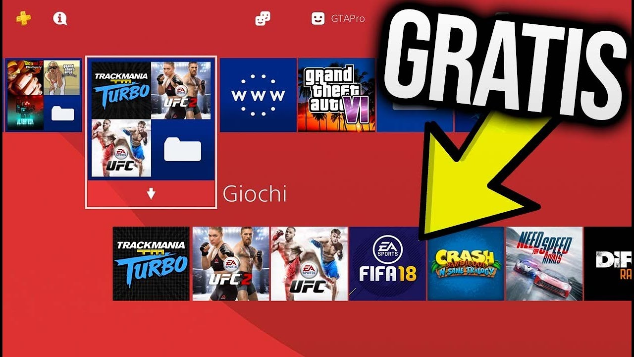 giochi ps4 pirata