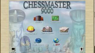 Chessmaster 9000 ~ Windows PC
