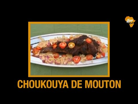 Recette du Choukouya de mouton (Cuisine Nigeriane) | Africa Cook