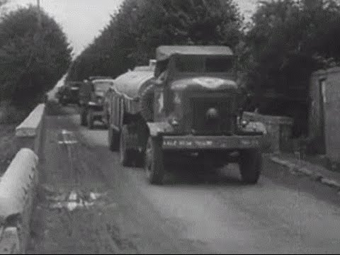 The logistics and importance of tires during WWII
