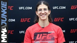 UFC on ESPN 4: Roxanne Modafferi full MMA Junkie pre-fight interview