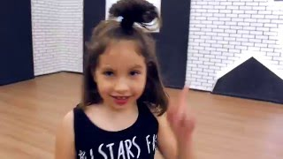 �������� ���� Нюша - Где ты, там я. Jazz Funk by Елена Безрученко All Stars Dance Centre 2016 ������
