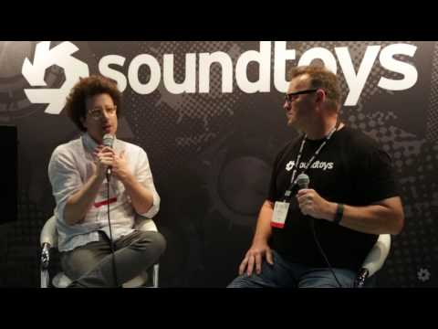 141st AES 2016 // Interview with Justin Meldal-Johnsen