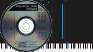 How to play Calypso, Part 2 by Jean Michel Jarre on Piano Sheet Music