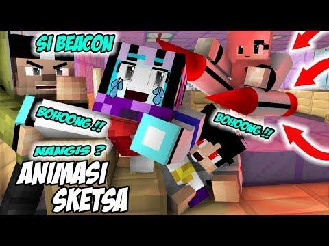 BeaconCream Nangis Di Suntik ? - Minecraft Animation Indonesia