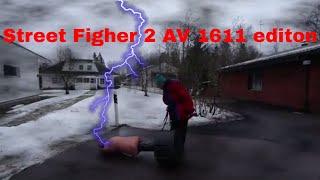 Street Fighter 2 AV 1611 edition