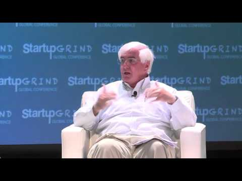 Ron Conway (SV Angel; FWD.US) at Startup Grind Global 2016 ...