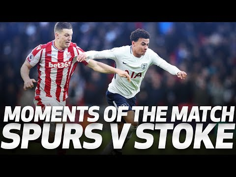 MOMENTS OF THE MATCH 2017/18 | Stoke City