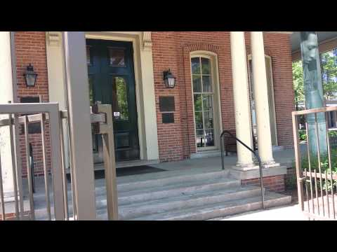 HGB Road Trip 2015 Chicago - Hull House