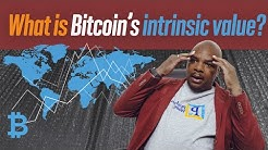 What is Bitcoin's Intrinsic value?