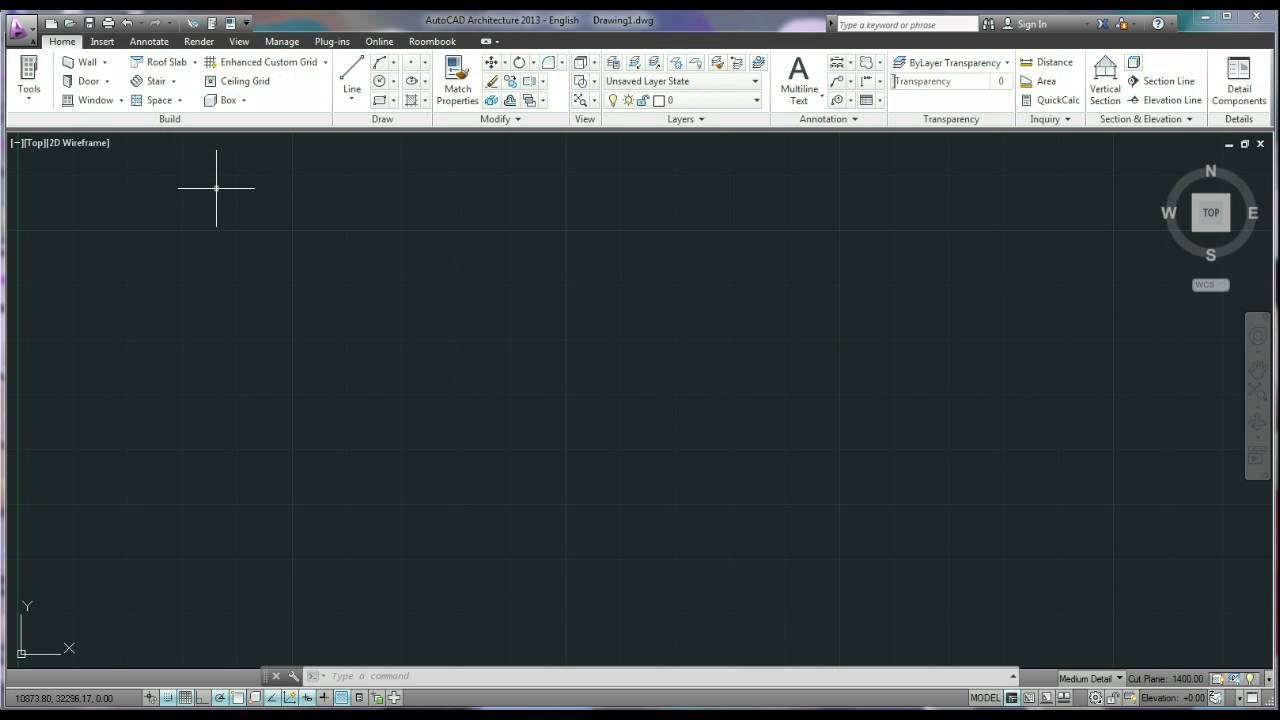 How To Show And Use Autocad Aec Tools Youtube