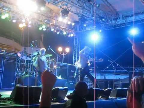 TYR - Sinklars Visa - Live - 2013 - 70,000 Tons Of Metal