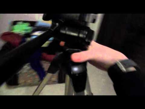 Slik U8000 Tripod Review Youtube