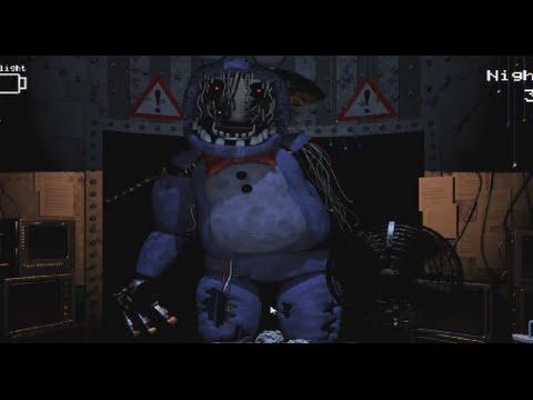 Entendiendo a Bonnie Noche 3 - Five Nights At Freddy's 2 Subtitulado