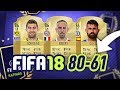 FIFA 18 ULTIMATE TEAM RATINGS! - 80-61 #FIFA18RATINGS