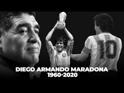 Diego Maradona | La Mano de Dios - Rodrigo |