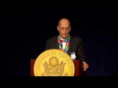 2013 National Jefferson Awards Ceremony - Dr. Steve Isenberg - Welcome