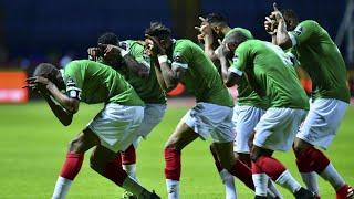 CAN-2019 : Réaction à Madagascar après le match nul des Barea face à la Guinée (2-2)